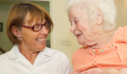 Our 5-Star Senior Living Care Difference